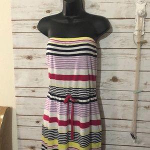 Tommy Hilfiger Strapless Dress - Size Large